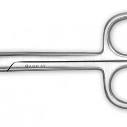 Plieninės žirklutės kojų nagams 15mm Hairplay NP10-10